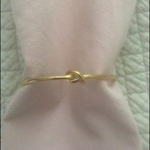 Stella & Dot knot bracelet